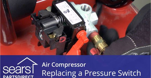 Abac Air Compressor Wiring Diagram How to Replace An Air Compressor Pressure Switch Youtube