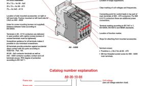 Abb A26 30 10 Wiring Diagram Abb A Linecat Pdf Screw Electric Power