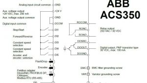 Abb Acs550 Wiring Diagram Abb Drive Wiring Diagram Wiring Diagram Page
