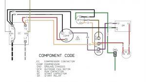 Ac Dual Capacitor Wiring Diagram Ac Dual Capacitor