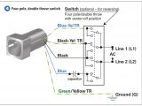 Ac Motor Start Capacitor Wiring Diagram 4 Wire Ac Motor Wiring Wiring Schematic Diagram 1