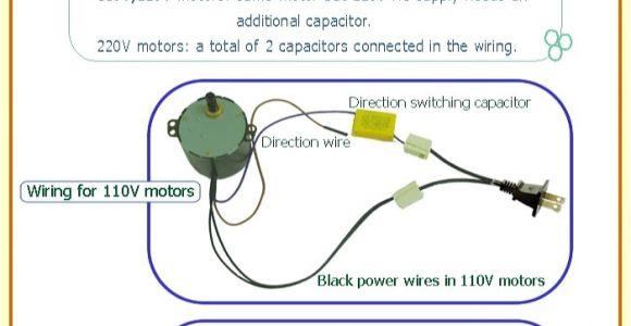 Ac Motor Wiring Diagram Capacitor Ac Motor Capacitor Wiring Ac Motor Kit Picture