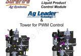 Ag Leader Integra Wiring Diagram tower Fertilizer System for Ag Leader Pwm Control Manualzz Com