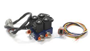 Air Ride Valve Wiring Diagram Airfx Air Suspensions Q Pak Quad Valve Manifold