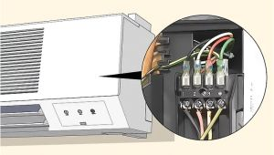 Aircon Mini Split Wiring Diagram How to Install A Split System Air Conditioner 15 Steps
