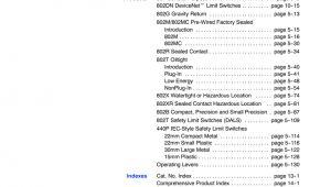 Allen Bradley 802t Limit Switch Wiring Diagram Limit Switches C116 Sensors Catatlog