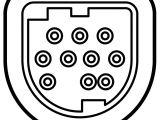 Alpine Cda 9886 Wiring Diagram A Comprehensive Overview Of Mini Din Plugs Of Alpine