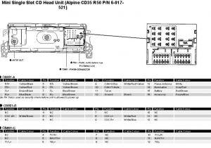 Alpine Cde 9852 Wiring Diagram Alpine Wiring Schematic Wiring Diagram