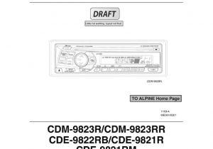 Alpine Cde 9852 Wiring Diagram Wrg 8228 Alpine Cde 9874 Wiring Diagram