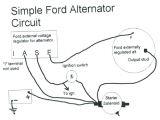 Alternator Wiring Diagram with Voltage Regulator ford 300 Alternator Wiring Wiring Diagram toolbox