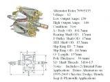 Alternator Wiring Diagram with Voltage Regulator Plymouth Voltage Regulator Wiring Wiring Diagram