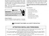 Amana Ptac Wiring Diagram Amana Hvk03e Instruction Manual Manualzz Com
