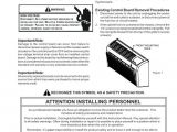 Amana Ptac Wiring Diagram Ptac Control Board Kit Rskp0006 Installation Instructions