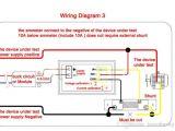 Amp Meter Shunt Wiring Diagram 2019 New Dual Display Led Digital Voltmeter Ammeter Panel Blue and