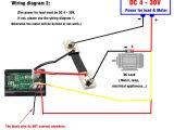 Amp Meter Shunt Wiring Diagram Blue Red Led Mini Digital Voltmeter Ammeter Mayitr Amp Volt Meter