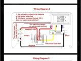 Amp Meter Shunt Wiring Diagram Mini Digital Blue Red Led Dc Current Meter Voltmeter with Ampere