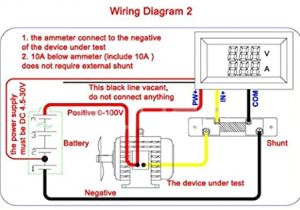 Analog Amp Meter Wiring Diagram Car Amp Meter Wiring Diagram Many Fuse8 Klictravel Nl