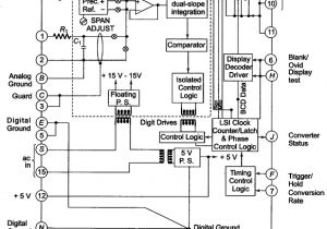 Analog Amp Meter Wiring Diagram Gs 5776 Digital Panel Meter Circuit Diagram Free Diagram