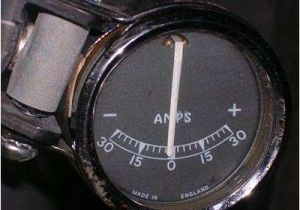 Analog Amp Meter Wiring Diagram In Car Amp Meter
