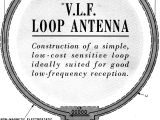 Antenna Rotor Wiring Diagram V L F Loop Antenna January 1963 Electronics World Rf Cafe