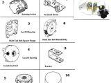 Ao Smith Wiring Diagram A O Smith A O Smith Motor Parts Replacement Part Schematic