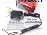 Apexi Turbo Timer Wiring Diagram Apexi Style Turbo Timer for Universal Car Auto with original Box and