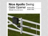 Apollo 1500 Gate Opener Wiring Diagram 59 Best Gate Opener Images In 2020 Gate Operators