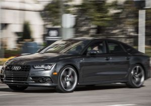 Apr Audi S7 0-60 2017 Audi S7 Review Car and Driver