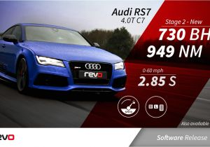 Apr Audi S7 0-60 Germanboost Revo Technik Releases Stage 2 C7 Audi Rs6 and Rs7 4 0