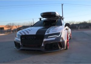 Apr Audi S7 0-60 Sema Widebody Audi Rs7 Apr Stage 2 Youtube