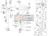 Aprilia Rs 125 Wiring Diagram Aprilia Rs4 125 4t 2016 Spare Parts Msp