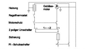 Aquamatic Pool Cover Wiring Diagram Elektrowarmetauscher D Ewt 1 5 Kw L Lufterwarmer Mit
