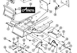 Ariens Riding Mower Wiring Diagram Ariens Rm830e 8hp Lawn Tractor 30 Deck 927025
