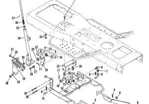Ariens Riding Mower Wiring Diagram Ariens Yt1138 11hp 38 Lawn Tractor 935009