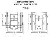 Atlas Jack Plate Gauge Wiring Diagram Vh 6127 Hydraulic Jack Plate Wiring Diagram Schematic Wiring