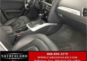 Audi 3rd Row Wagon 2015 Used Audi Allroad 4dr Wagon Premium at Sutherland Service