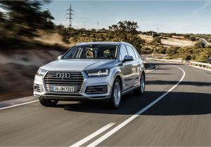Audi A 3 Etron Audi Q7 E Tron 2016 Plug In Hybrid Review Car Magazine