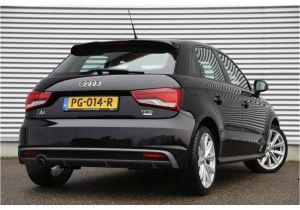 Audi A1 Usado Audi S1 Sportback Audi A1 Sportback S Line Stock Editorial Foto