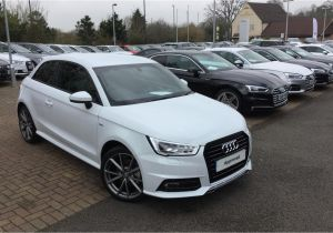 Audi A1 Usado Used 2018 Audi A1 1 4 Tfsi 150 Black Edition Nav 3dr S Tronic for