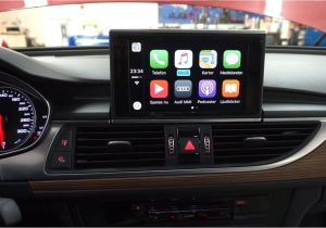 Audi A3 Carplay 2015 Audi A6 A7 2015 2016 Carplay Aktivering Youtube