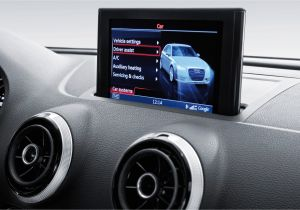 Audi A3 Carplay 2015 Audi to Indroduce Apple Carplay Into north America by 2016 Driving