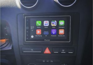 Audi A3 Carplay 2015 Carplay Installs Pioneer Sph Da120 In A Audi A3 Carplay Life