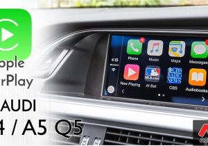 Audi A3 Carplay 2015 touch Apple Carplay Integration On Audi S 3g Mmi for A4 A5 and