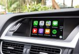 Audi A3 Carplay 2016 Apple Carplay Retrofit Upgrade is Available Older Audi Vehicles