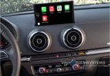 Audi A3 Carplay 2016 Retrofit Kit Mmi Navigation Plus with Mmi touch Maps Included at