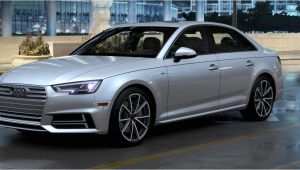 Audi A4 Sedan Models 2018 A4 Sedan A4 Audi Canada
