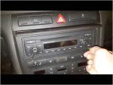 Audi A6 C5 Bose Wiring Diagram Audi A6 4b C5 Audi A6 Audi Concert Radio Ausbauen Ohne