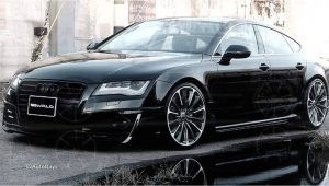 Audi A7 Body Kit Wald Audi A7 Sportback by Wald International Youtube