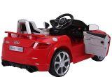 Audi Motorized toddler Car Amazon Com Costzon Kids Ride On Car Licensed 12v Audi Tt Rs