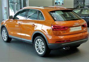 Audi Q3 All Colors File Audi Q3 2 0 Tdi Quattro S Tronic Samoaorange Heck Jpg